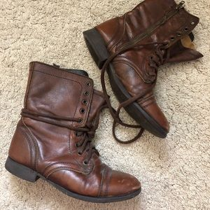 Steve Madden Troopa Boots size 7 1/2
